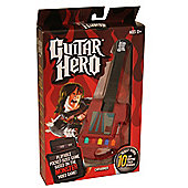 Guitar Hero Portable Game with 10 Tracks!