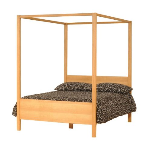 Buy Home Zone Rebecca 4 Poster Bed Frame King 5 39 From