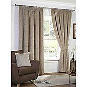 Newport Stone Curtains - 104x72 Inches (264x183cm)