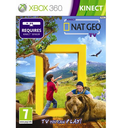 National Geographic - Playful Learning (Xbox 360)
