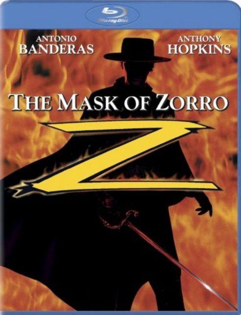 The Mask Of Zorro (Blu-Ray)