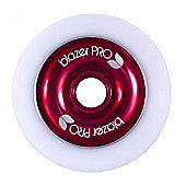 Blazer Pro Scooter Wheel Aluminium Core 100mm Red