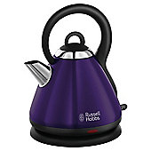 Russell Hobbs 19143 1.8L Traditional Kettle - Purple