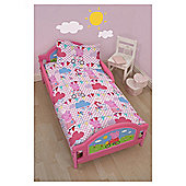 Character World Peppa Pig Toddler Bed Frame