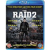 The Raid 2 (Blu-ray)