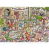 Wasgij Destiny 15th Anniversary Jigsaw Puzzle
