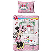 Minnie Mouse Junior Duvet Cover Set