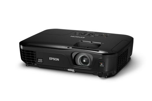 Epson EH-TW480 WXGA HD 720P LCD Projector