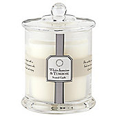 Tesco Apothecary White Jasmine and Tuberose Candle in a Large Filled Jar