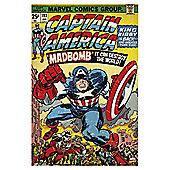 MARVEL captain america maxi poster