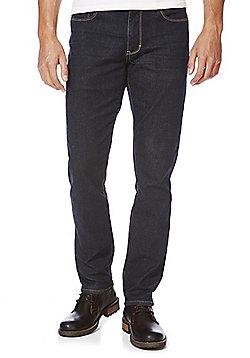 F&F Indigo Rinse Slim Fit Stretch Jeans - Indigo