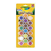 Crayola 18 Washable Kids Paint (88.7ml)