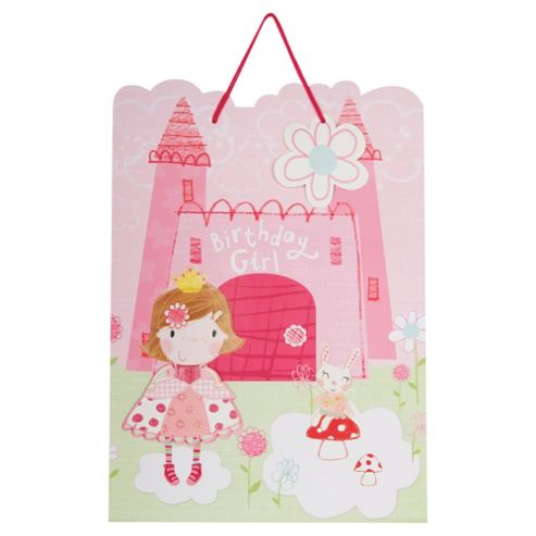 3D PRINCESS BAG - XLARGE
