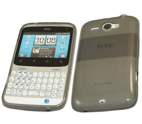 iTALKonline ProGel Skin Case Black - For  HTC Cha Cha