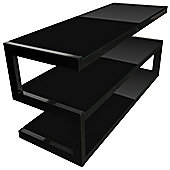 Norstone Esse Mini Black TV Stand for TVs up to 37 inch