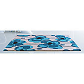 Ultimate Rug Co Floral Art Burgeon Rug - 80 cm x 150 cm (2 ft 7.5 in x 4 ft 11 in)