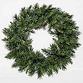 60cm Kateson Fir Green Wreath