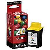 Lexmark 20 Colour Print Cartridge