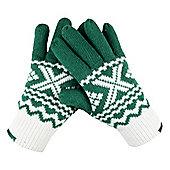 adidas Originals ZX Padded Gloves Green - Green
