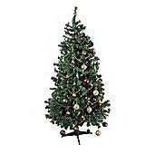 Homegear Alpine 6Ft Artificial Christmas Xmas Tree