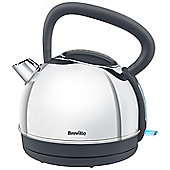 Breville VKJ722 Traditional Kettle, 1.7L - Stainless Steel