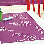Grape Chalkboard Wall Sticker - 2 Pack