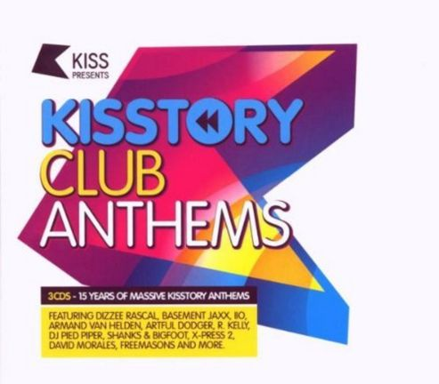 Kisstory Club Anthems