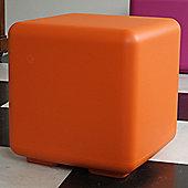 Farmet New Arredo Cube Bò Stool - Orange