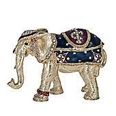 India Jane Elephant Jewelled Box