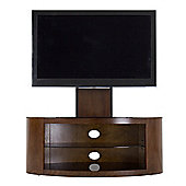 "FSL1000BUCW AVF Buckingham Walnut 55"" TV Stand With Mount"