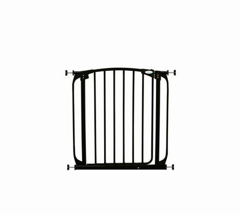 Dream Baby Swing Close Security Gate - Black
