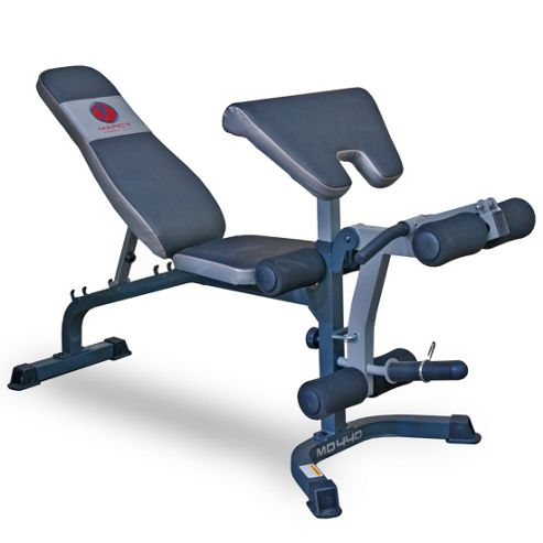 Buy Marcy Md440 Utility Weight Bench From Our Weight Benches Range Tesco