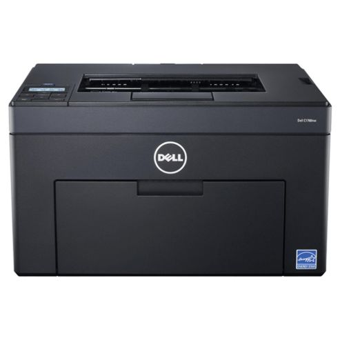 Dell C1760NW Wireless + Networked Colour Laser Printer