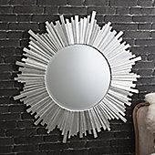 Gallery Herzfeld Round Wall Mirror