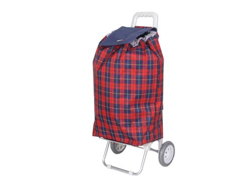 Marketeer Jazzie Shopping Trolley ASSORTED COLOURS