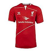 2014-15 Liverpool Warrior Training Shirt (Red) - Kids