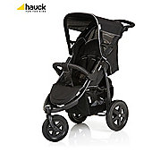 Hauck Viper Jogger Pushchair, Caviar/Grey