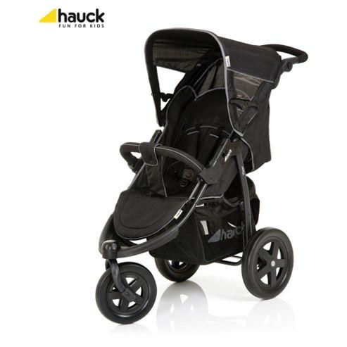 Hauck Viper Jogger Pushchair, Caviar/Grey