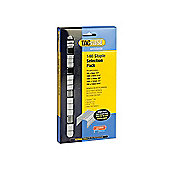 Tacwise 140 Heavy-Duty Staples (Type T50, G) Selection Pack 4400