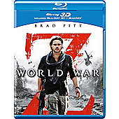 World War Z (2D Blu-ray & 3D Blu-ray)