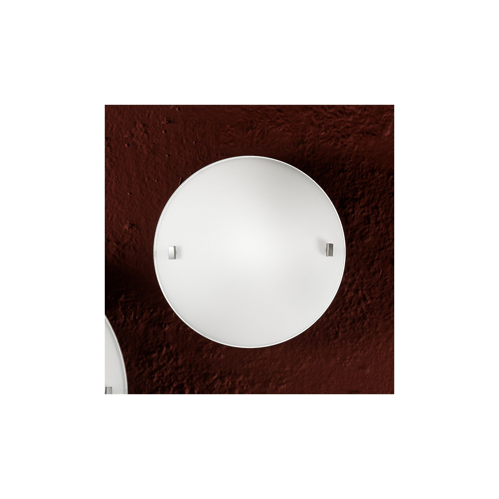 Linea Light Liner One Light Round Ceiling/wall Light - 30cm H X 30cm W X 8.3cm D