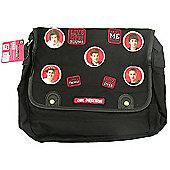 One Direction Canvas Messenger Bag