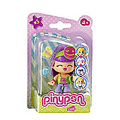 Pinypon Doll - Purple Hair