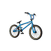 "CUDA 3/ Sixty 20"" BMX Bike Matt Blue"