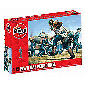 WWII RAF Personnel (A01747) 1:72