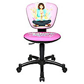 Topstar Kids and Youth Swivel Chair - Wizards of Waverly Place