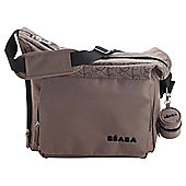 BEABA Vienna Changing Bag, Taupe/black