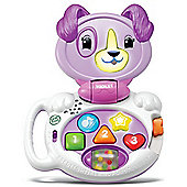 LeapFrog My Talking LapPup Electronic Activity Toy Violet