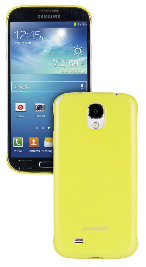 Samsung Elite Hard Case Samsung Galaxy S4/IIII - Yellow