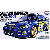 Subaru Impreza WRC 2001 - 1:24 Cars - Tamiya